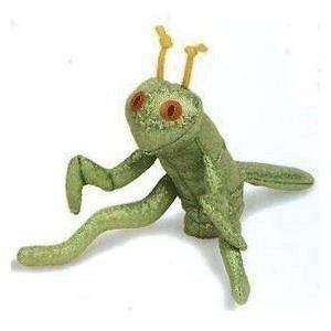 Eric Carle: Praying Mantis 4 Finger Puppet
