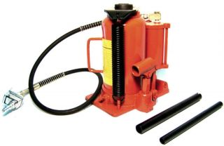 Air and Hydraulic Bottle Jack 20 ton Heavy Duty Truck Tire repair