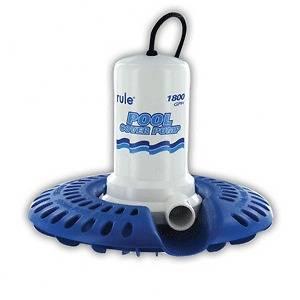 rule pool cover pump in Pool Parts & Maintenance