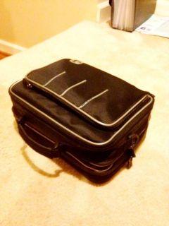 Body Glove Portable Mini DVD Player Case, Used Black Travel Storage