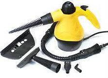 NEW Handheld Steam Cleaner VSC38 1000W Portable Steamer Sanitizer