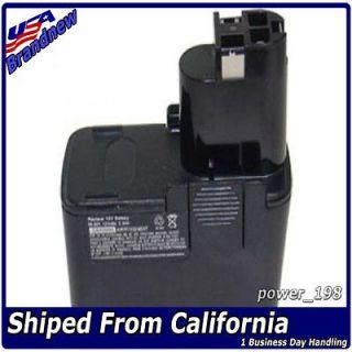 12V 12volt 3.0AH Power Tools Battery for BOSCH 2 607 335 090 2 607 335