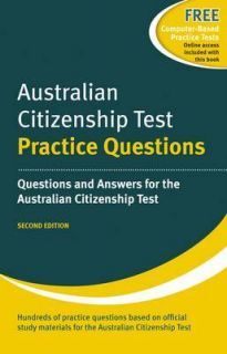 Citizenship Test Practice Questions Questions and Answers for