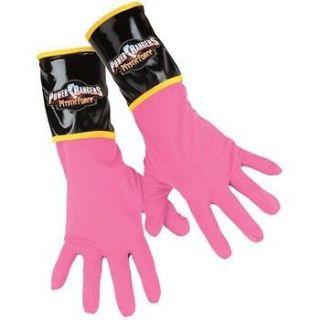 Mystic Force Power Rangers ~ Pink Ranger GLOVES ~ NEW