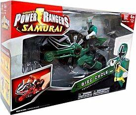 power rangers samurai figures in TV, Movie & Video Games