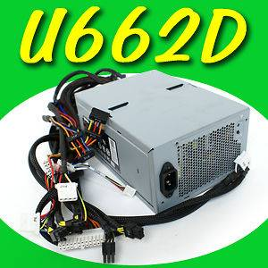 Dell XPS 730 1000W Power Supply U662D UR006 H1000E 01