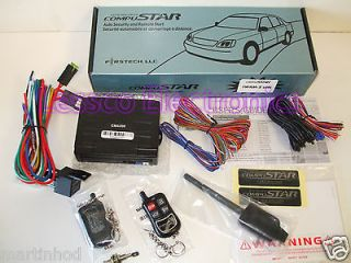 1WAM S Keyless Entry Remote Start   Starter System Auto / Manual Trans