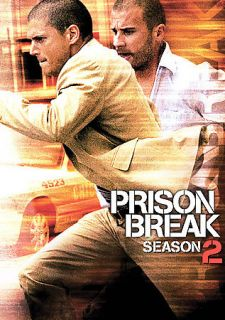 prison break season 2 in DVDs & Blu ray Discs