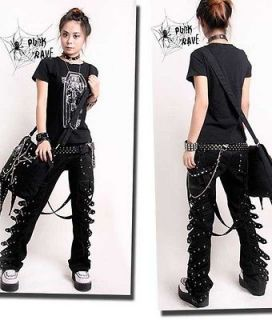VISUAL KEI PUNK rave rock cool gothic Japan Kera NANA COOL Pants
