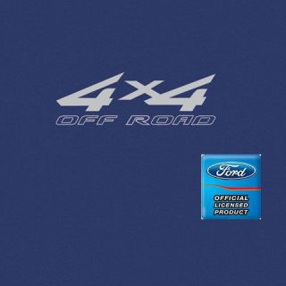2002 Ford F350 4x4 Off Road Truck Vinyl Decal Graphic