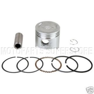 Piston Kit Rings Pin ATVs Four Wheelers Quad Dirt Bike Pit Bikes 39mm