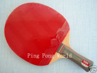 999 A Pips In/Long Pip out Table Tennis Racket