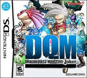 Dragon Quest Monsters Joker GAME Nintendo DS DSI XL LIITE