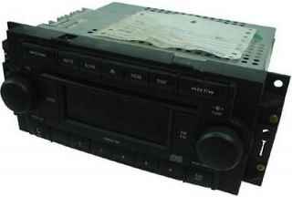 TO 2009 DODGE RAM 1500 TRUCK FACTORY OEM AM/FM RADIO CD PLAYER STEREO