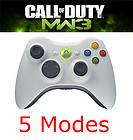 Jitter Rapid Fire Controller 5 Modes Black OPS MW3 Halo 3 for Xbox 360