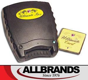 Box I USB Basic, 1 Slot Embroidery Reader Writer Box v1.04 , Bl