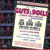 Guys And Dolls, Original Cast Recording, Good Soundtrack