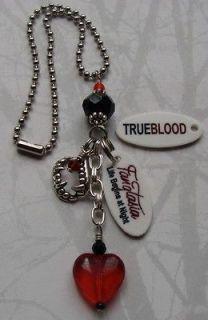 True Blood FANGTASIA Bar Bite Rearview Mirror Charm