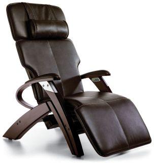 NEW Espresso zg 551 Zero Gravity Massage Chair Recliner   Inner