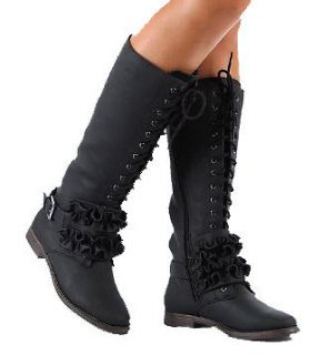 womens combat boots in Boots