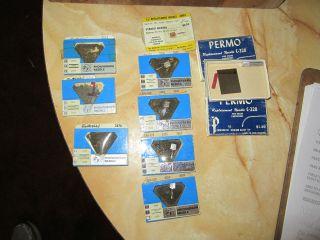 ELECTRO VOICE & PERMO. STEREO PHONOGRAPH RADIO REPLACEMENT NEEDLES