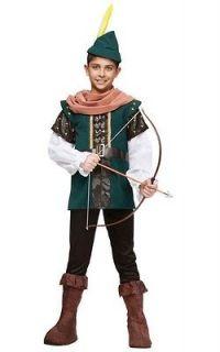 Brand New Child Robin Hood Costume 131302