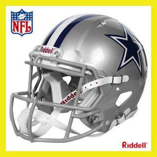 RIDDELL AUTHENTIC NFL REVOLUTION SPEED FOOTBALL HELMET