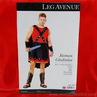 Mens 5 PC. ROMAN GLADIATOR Greek Spartan Warrior Soldier Tunic Adult