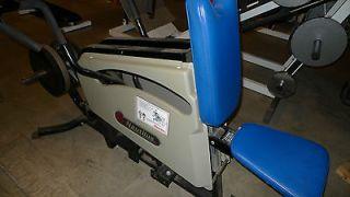 nautilus rowing machine