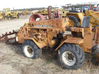 case davis trencher in Parts & Parts Machines