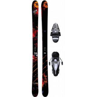 Rossignol Scimitar 178 Skis + Tyrolia SL100 Ski Bindings