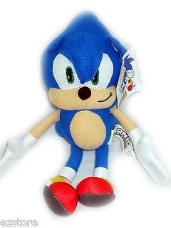 Sega Sonic game The Hedgehog X CLASSIC Sonic Soft PLUSH DOLL TOY 12