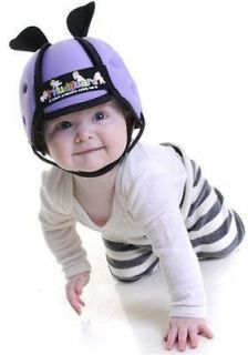 Thudguard Girls Lilac Baby Protective Safety Helmet