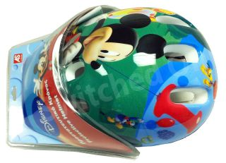 MOUSE CHILDRENS KIDS SAFETY BIKE BICYCLE HELMET   MEDIUM OR SMALL