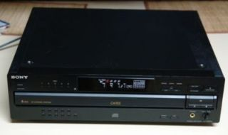 Sony CDP CA7ES CD Changer