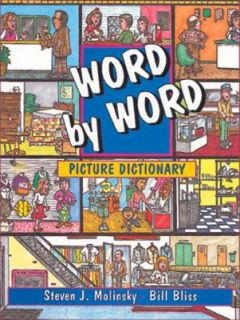 Word by Word Picture Dictionary A Talking Picture Dictionary English
