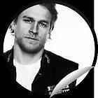 SDCC Promo Sticker Decal LARGE Sons of Anarchy Samcro Jax Teller
