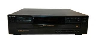 Sony CDP C365 CD Changer