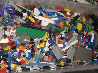 Lego 600 pieces clean Legos lot bricks flat tile parts mini Star Wars
