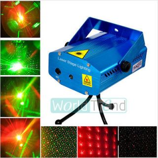 Mini Laser Stage Light STAGE Lighting Show Sky Star For Party  USA