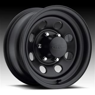 Wheel 044 Series Stealth Crawler Black Steel Wheel 16x10 5x5.5 BC
