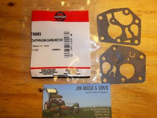 briggs stratton carburetors in Parts & Accessories