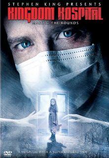 Stephen Kings Kingdom Hospital   Making the Rounds DVD, 2005, 2 Disc