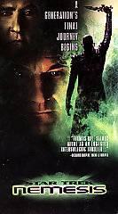 Star Trek Nemesis VHS, 2003