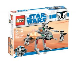 LEGO Star Wars Clone Walker Battle Pack 8014
