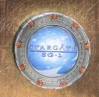 Stargate SG 1   The Complete Series Collection DVD 54 Disc Set Brand