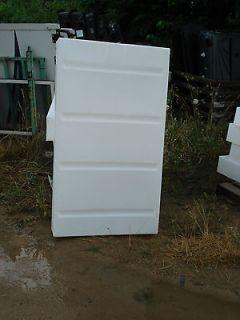 Newly listed RV/Boat Storage Tank, Fresh Water, Clear, 32 X 56 X 8