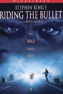 Stephen Kings Riding the Bullet DVD, 2005