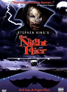 Stephen Kings The Night Flier DVD, 1998