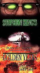 Stephen Kings Golden Years VHS, 1997, EP